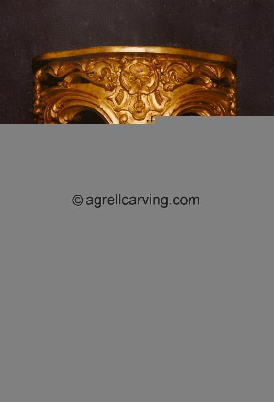 18th Century gilt bracket