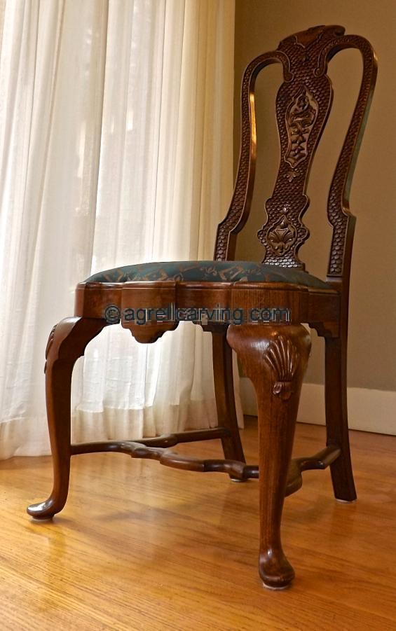 18th Century dining chair