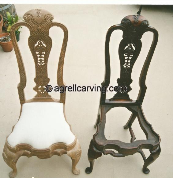 18th Century dining Chairs