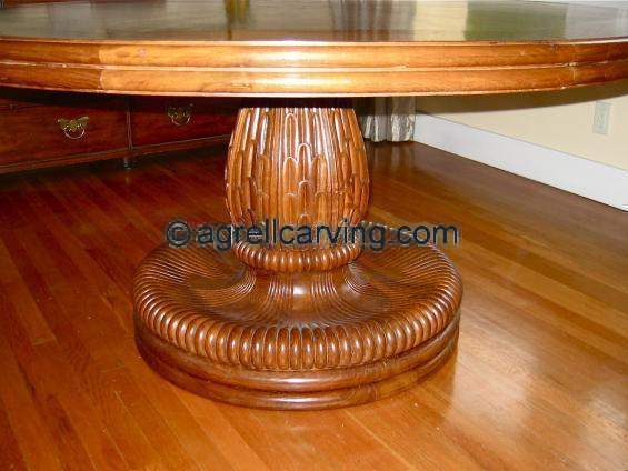 Armand Rateau dining table