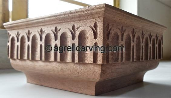 Fluting Moulding