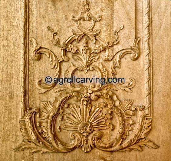 French Panel Louis Xv Chamber A Coucher Hotel Soubise