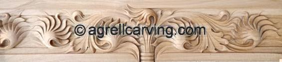 Agrell Woodcarving Modern Romanesque