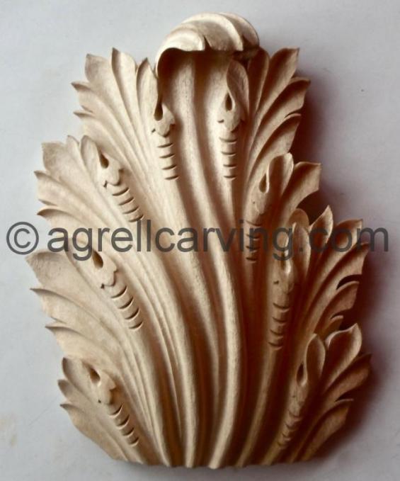 Byzantine  acanthus