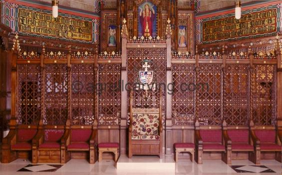 Cathedral Screen