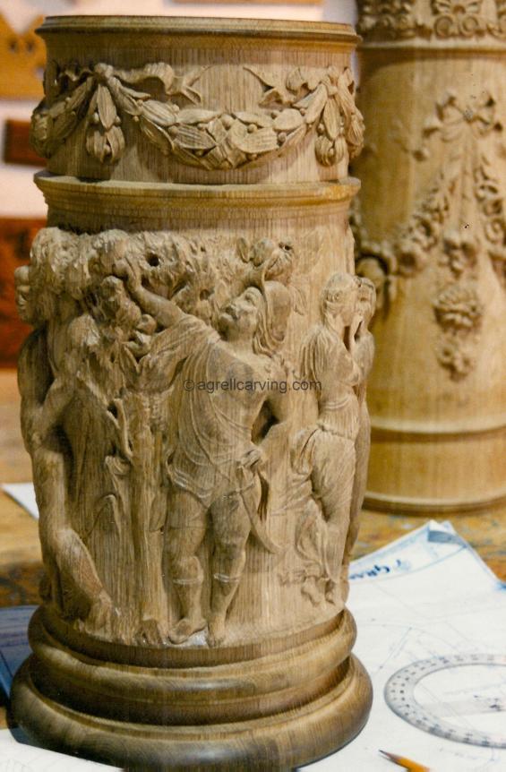 Columns  base