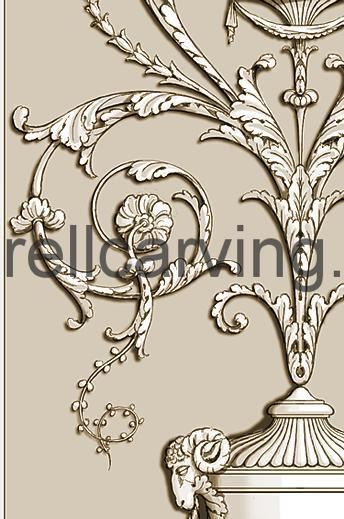 Neoclassical panel