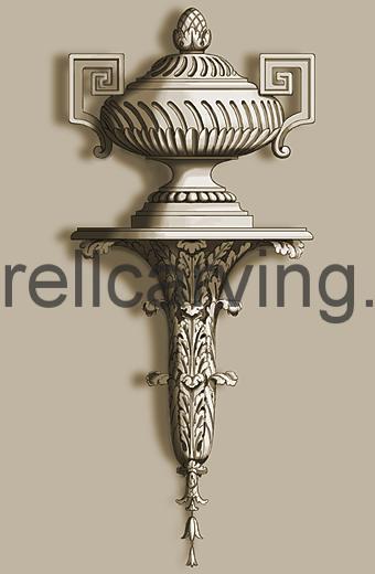 Neoclassical bracket