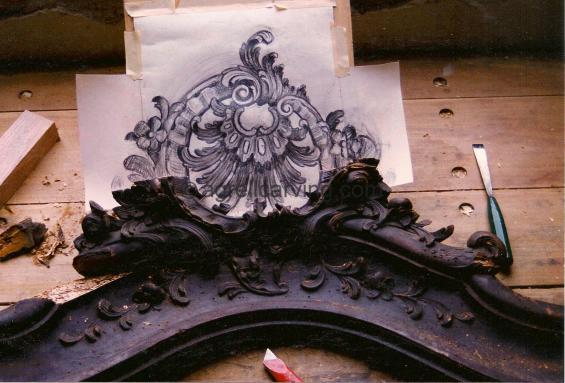 Rococo restoration