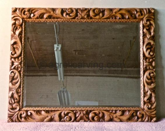 Acanthus frame