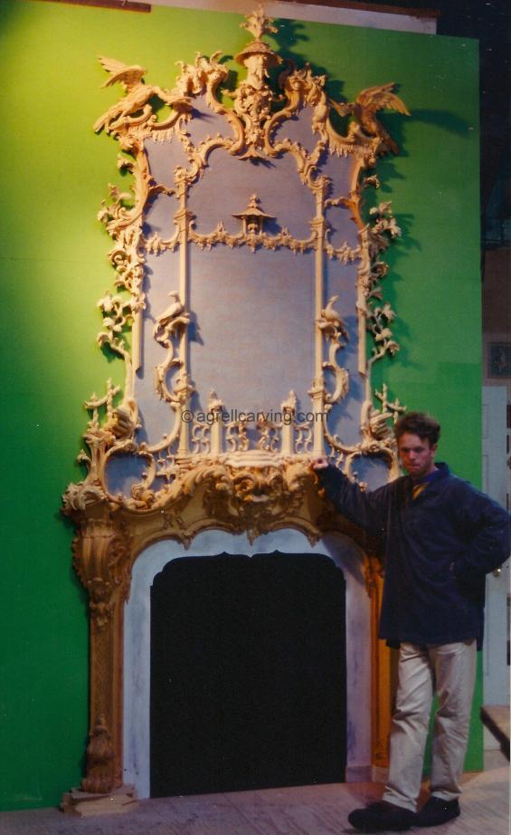 English 18th Century  rococo