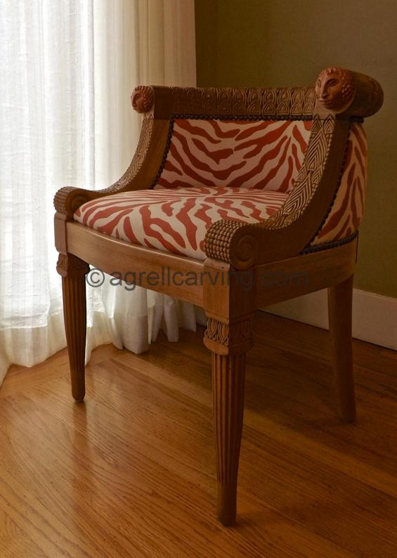 Rateau chair