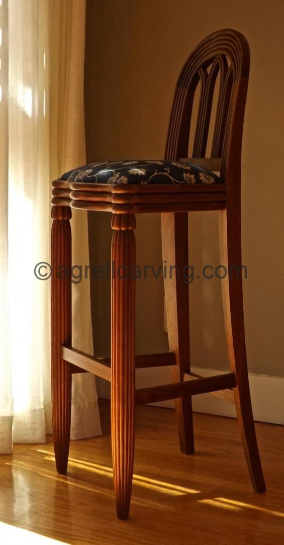 Deco Bar stool