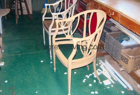 Getty chair