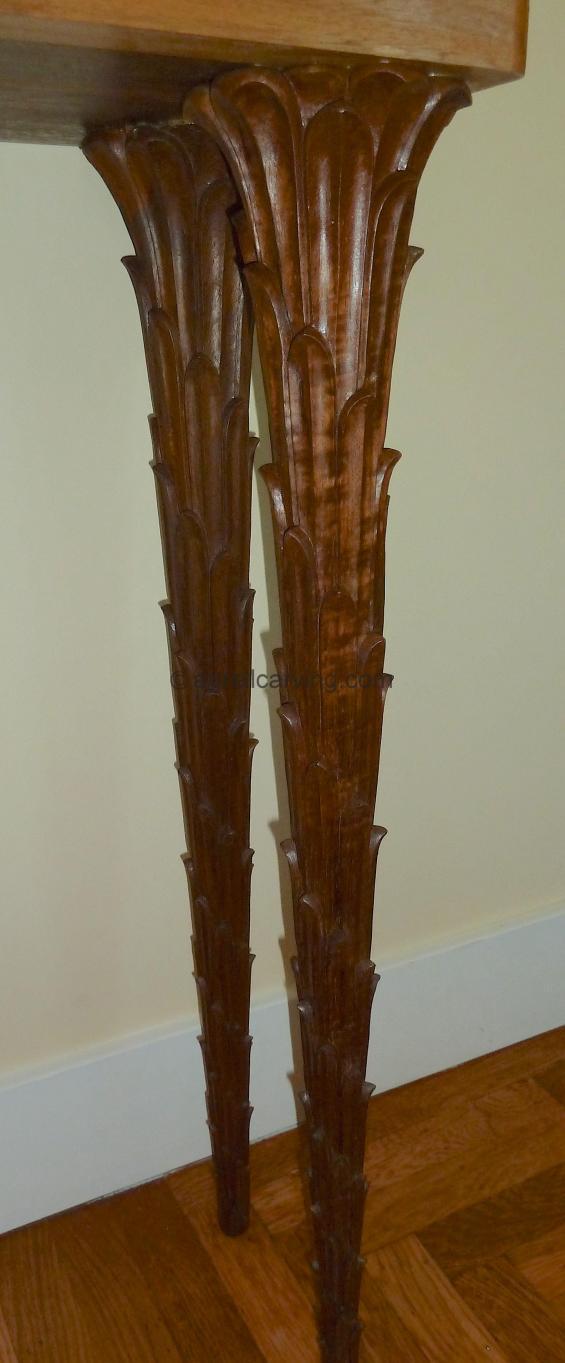 Armand Rateau table legs