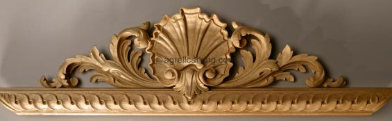18th Century moulding