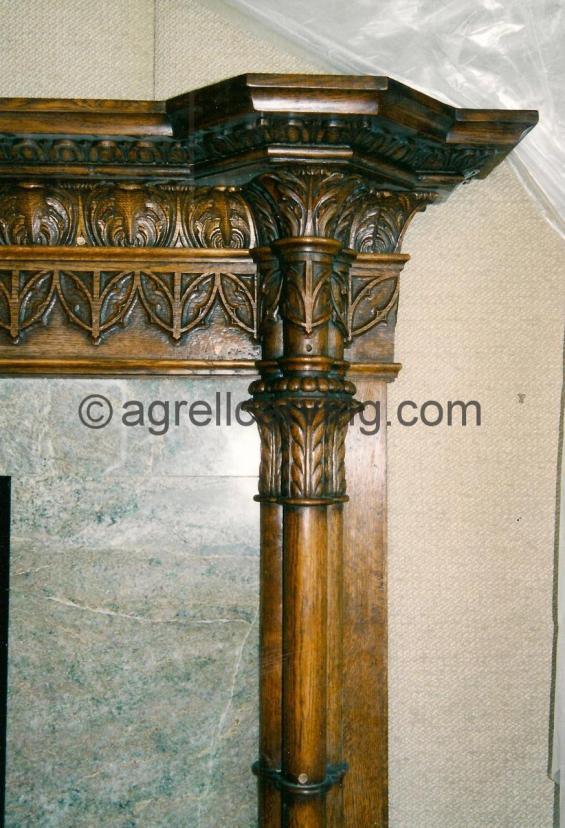 Gothic mouldings