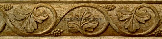 Gothic moulding