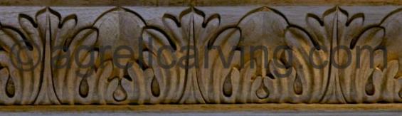 Cyma Baroque Moulding