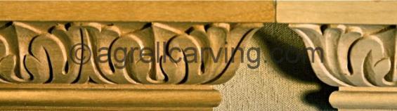 Cyma Moulding