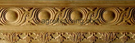 Versailles architrave