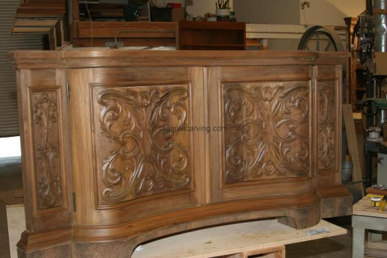 Baroque panels