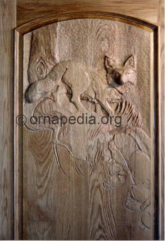 Fox Door