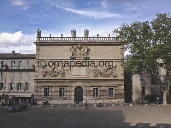 French facade