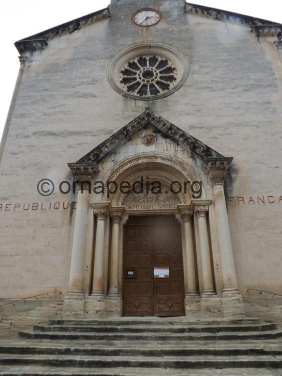 Provence church