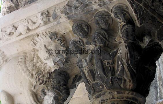 Romanesque Lion