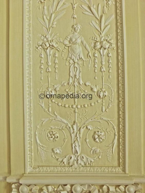Louis XVI panel