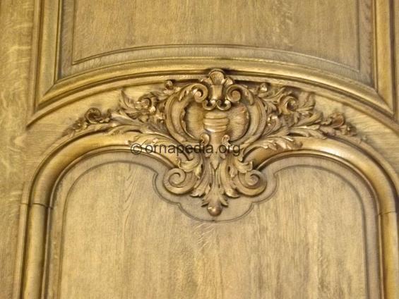Panels decoration