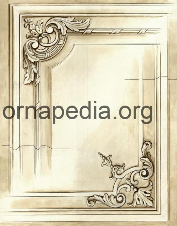 Panel corners