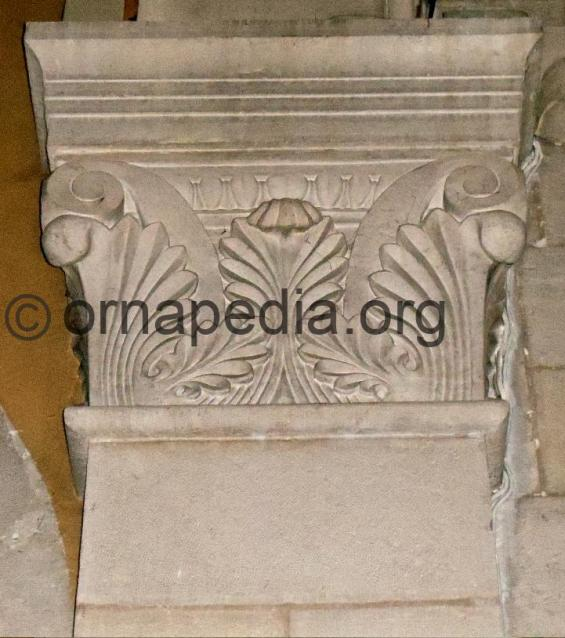 Romanesque Pilaster