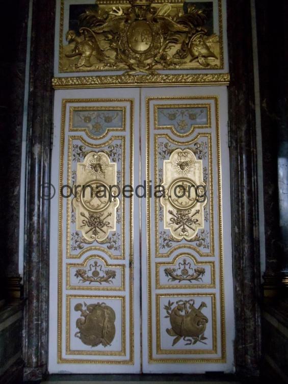 Versailles doors